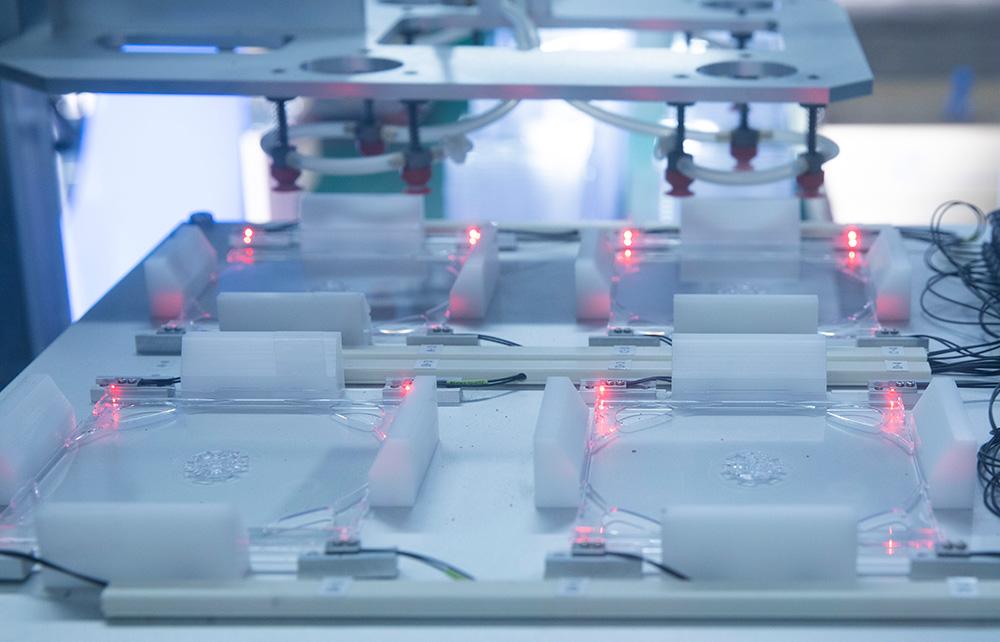 製品異常検出装置:社内設計