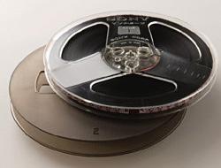 テープレコーダー用リール
