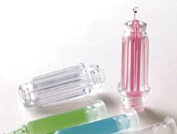 医療用薬液注入アンプル(無針注射器用)